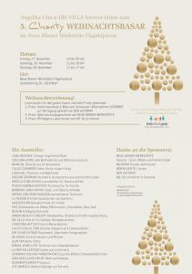 Charity-Weihnachtsbazar2016